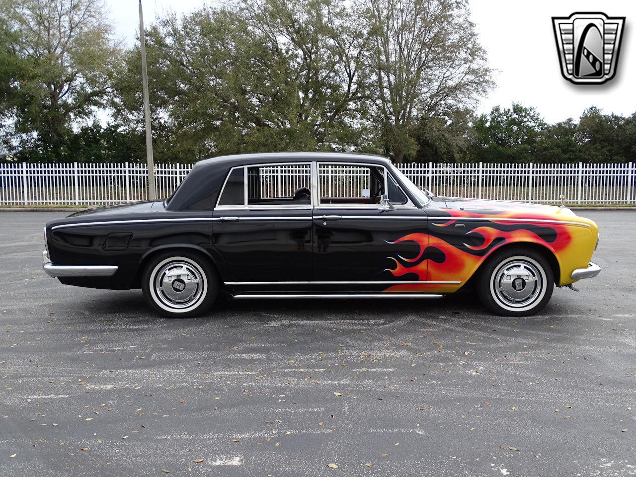 1967 Rolls Royce Silver Shadow 13