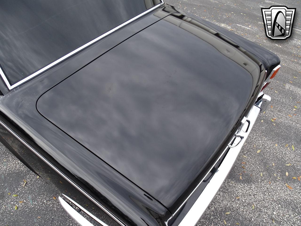 1967 Rolls Royce Silver Shadow 37