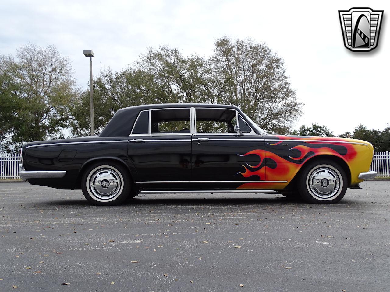 1967 Rolls Royce Silver Shadow 14