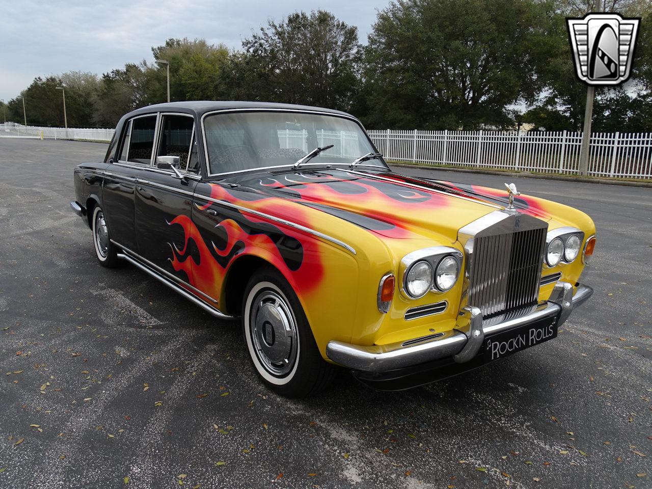 1967 Rolls Royce Silver Shadow 15