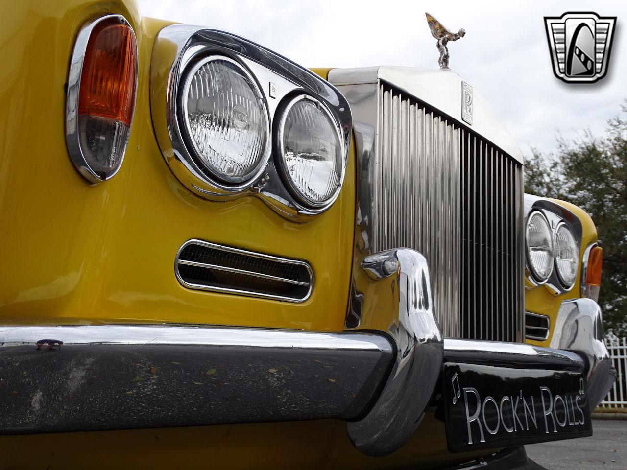 1967 Rolls Royce Silver Shadow 67