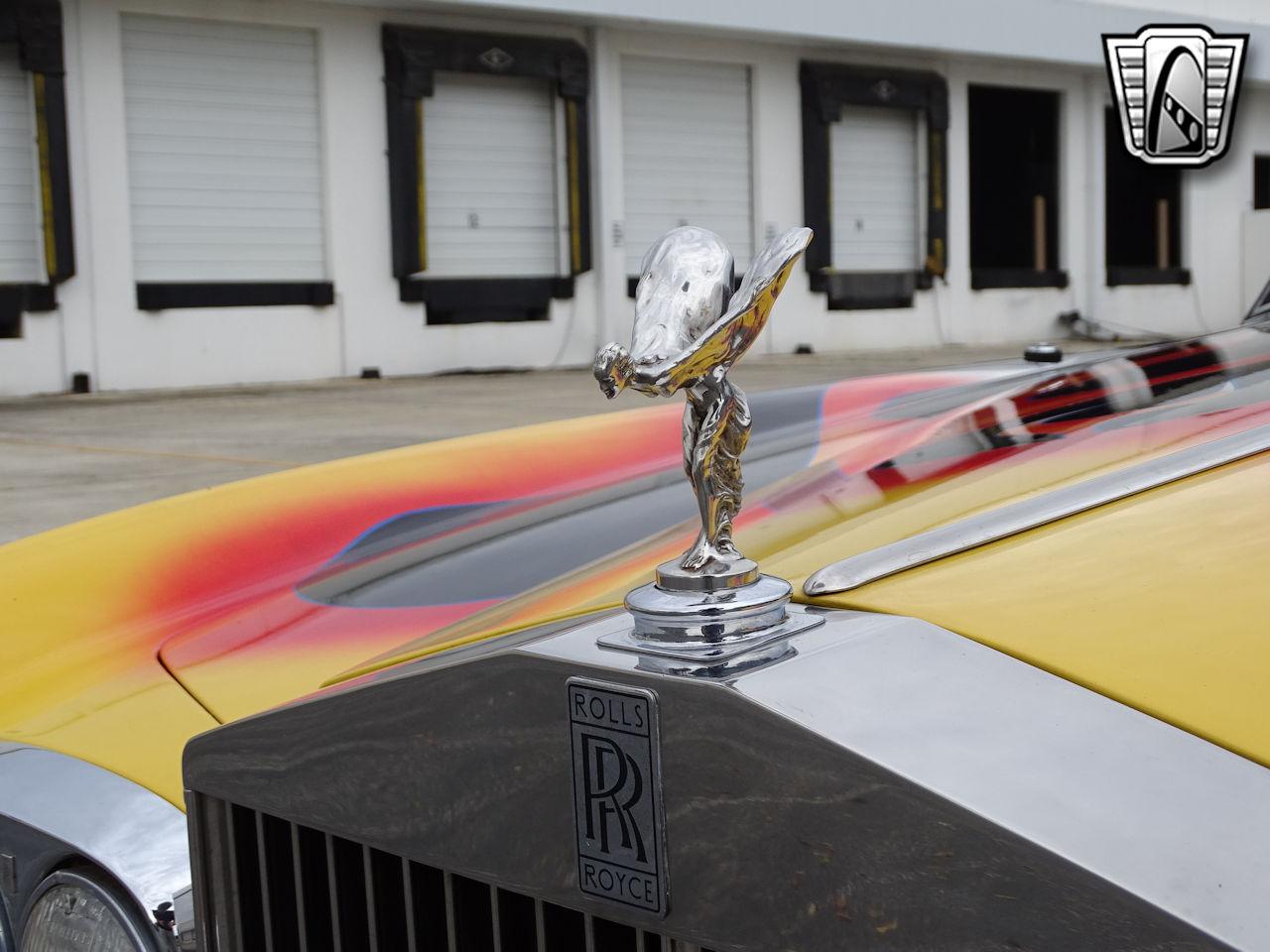 1967 Rolls Royce Silver Shadow 42