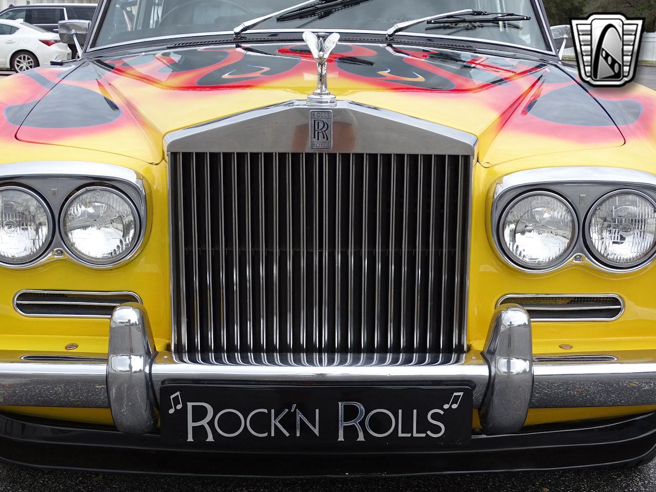1967 Rolls Royce Silver Shadow 18