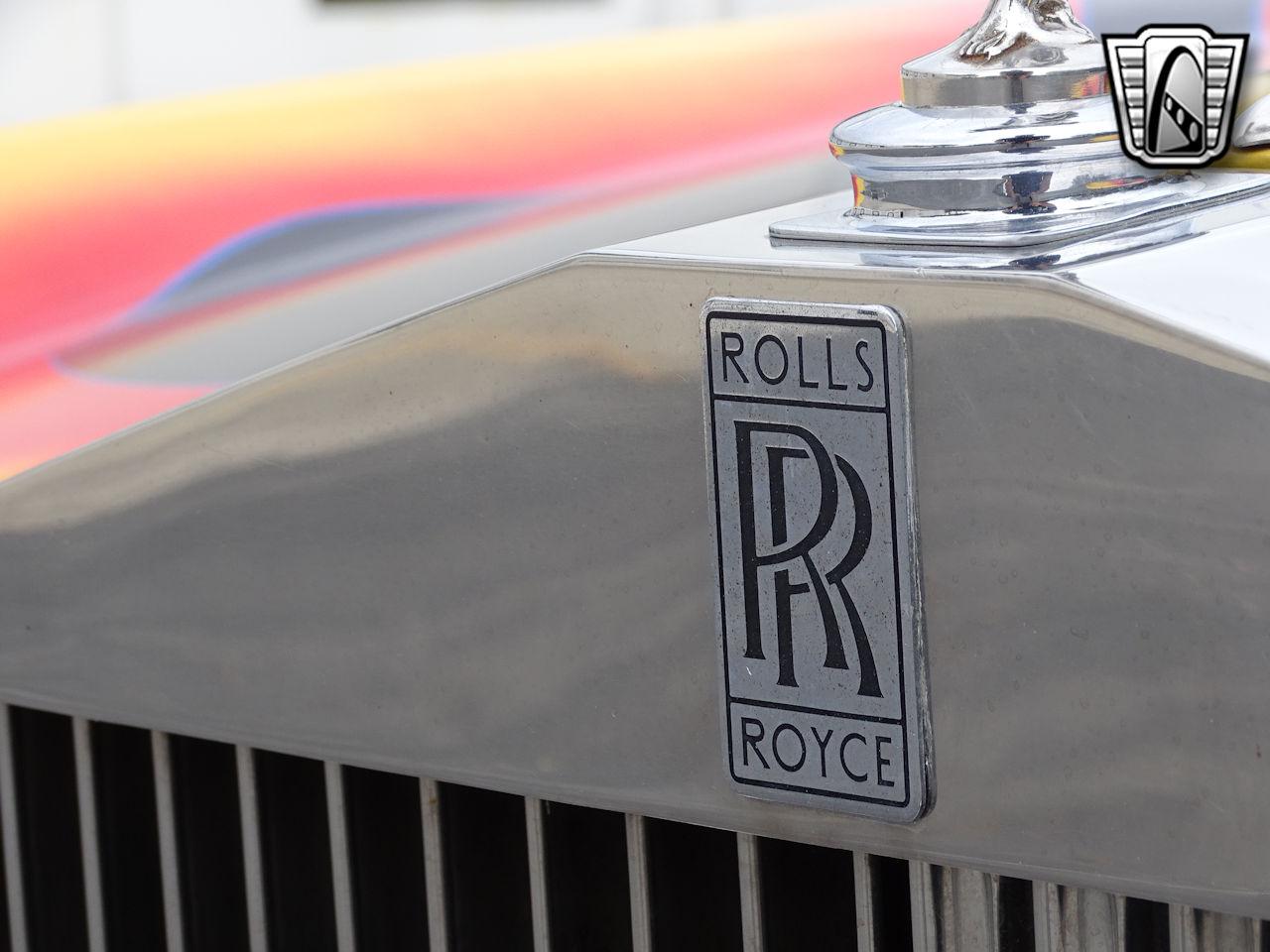 1967 Rolls Royce Silver Shadow 43