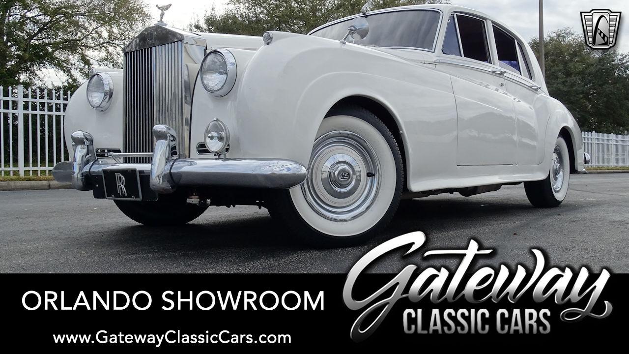 Used 1958 Bentley S1