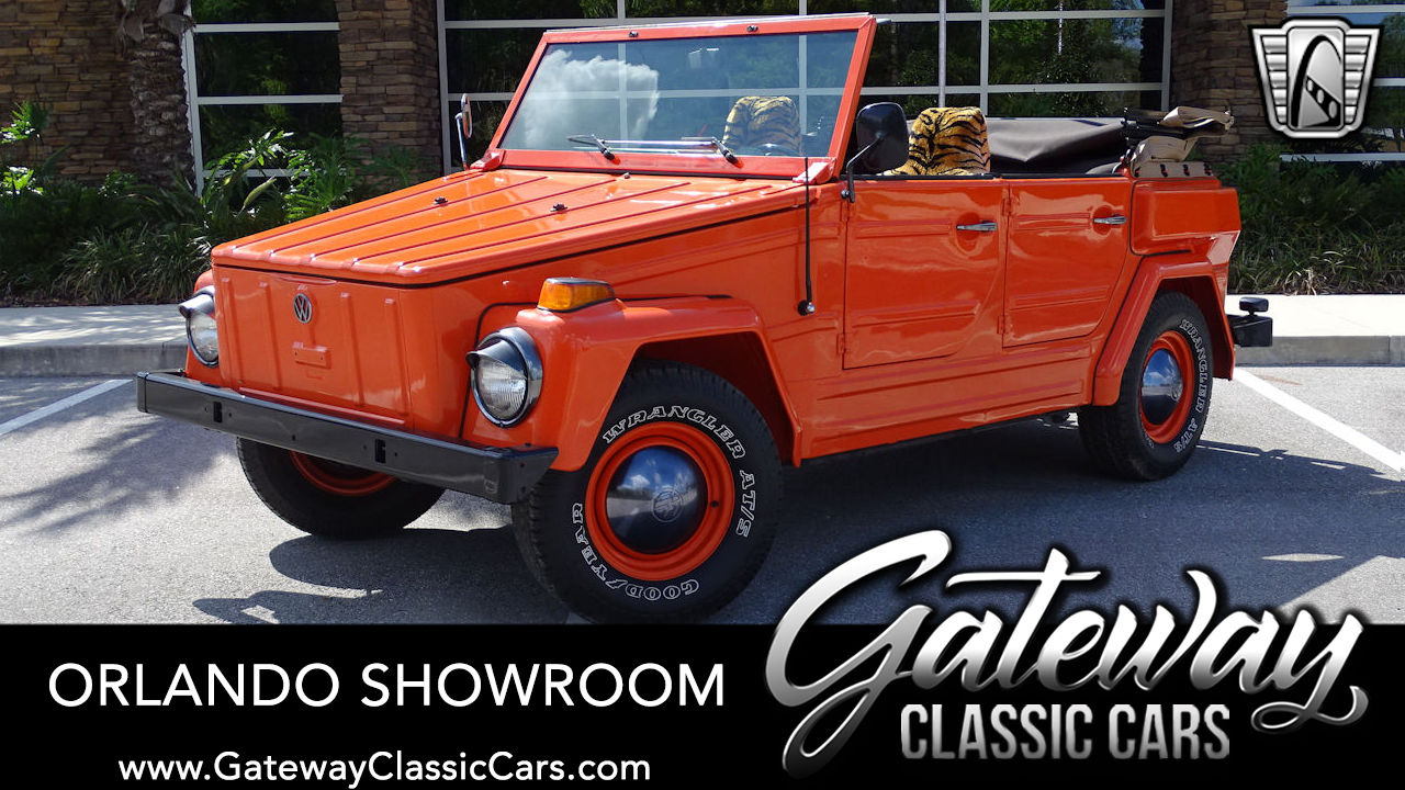 Used 1974 Volkswagen Thing