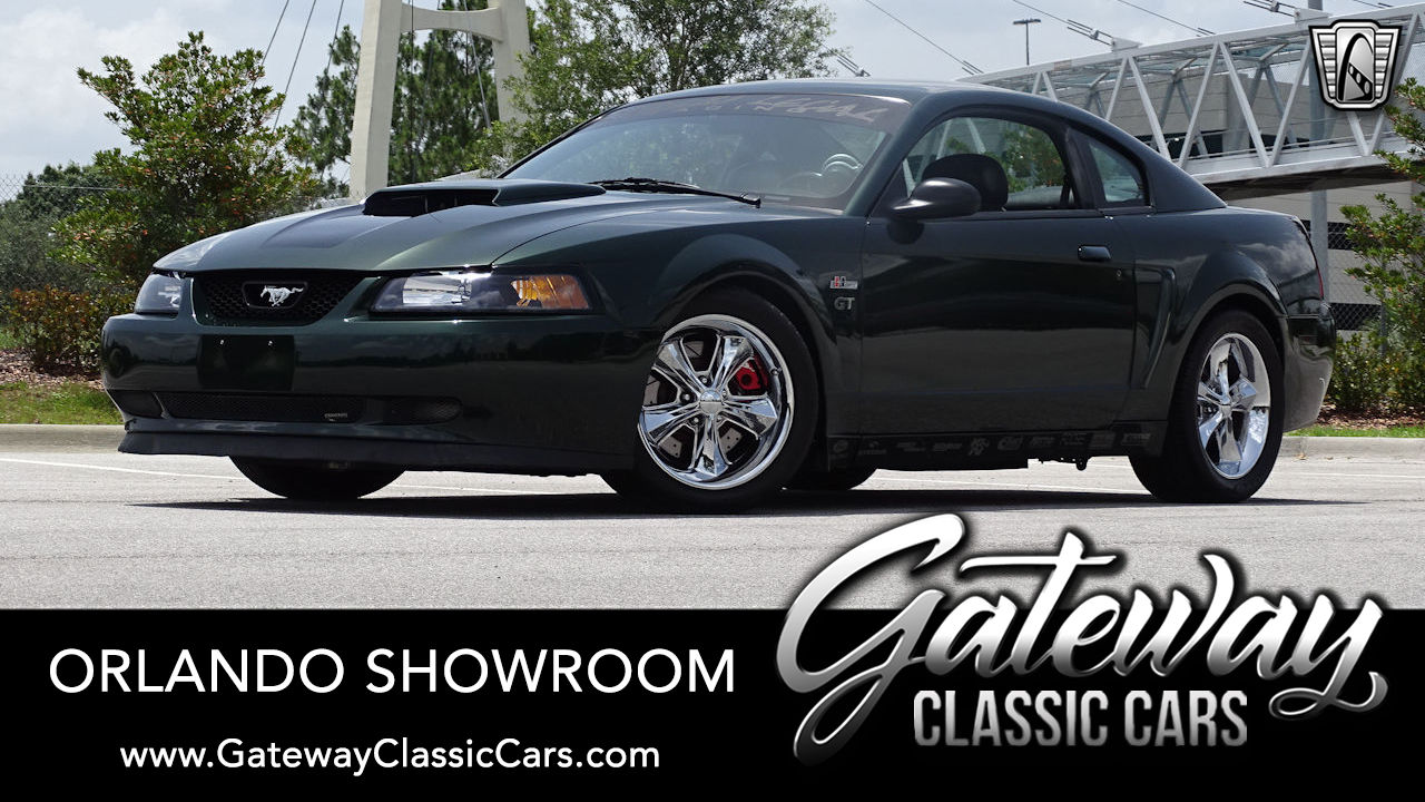 Used 2001 Ford Mustang