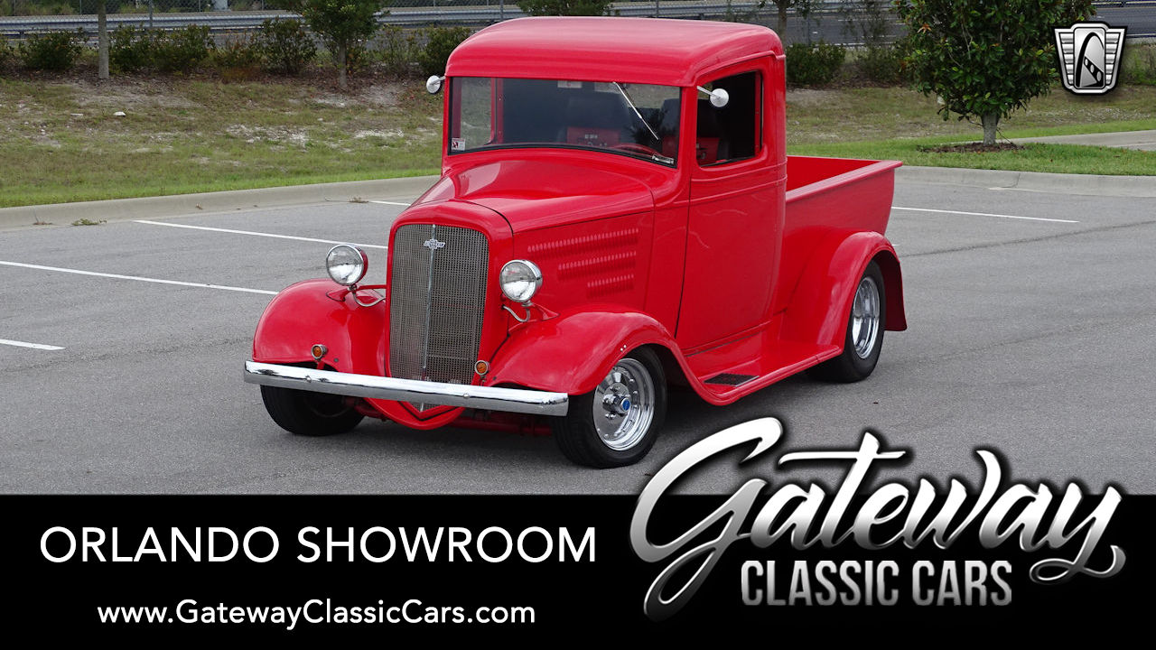 1934 Chevrolet Pickup