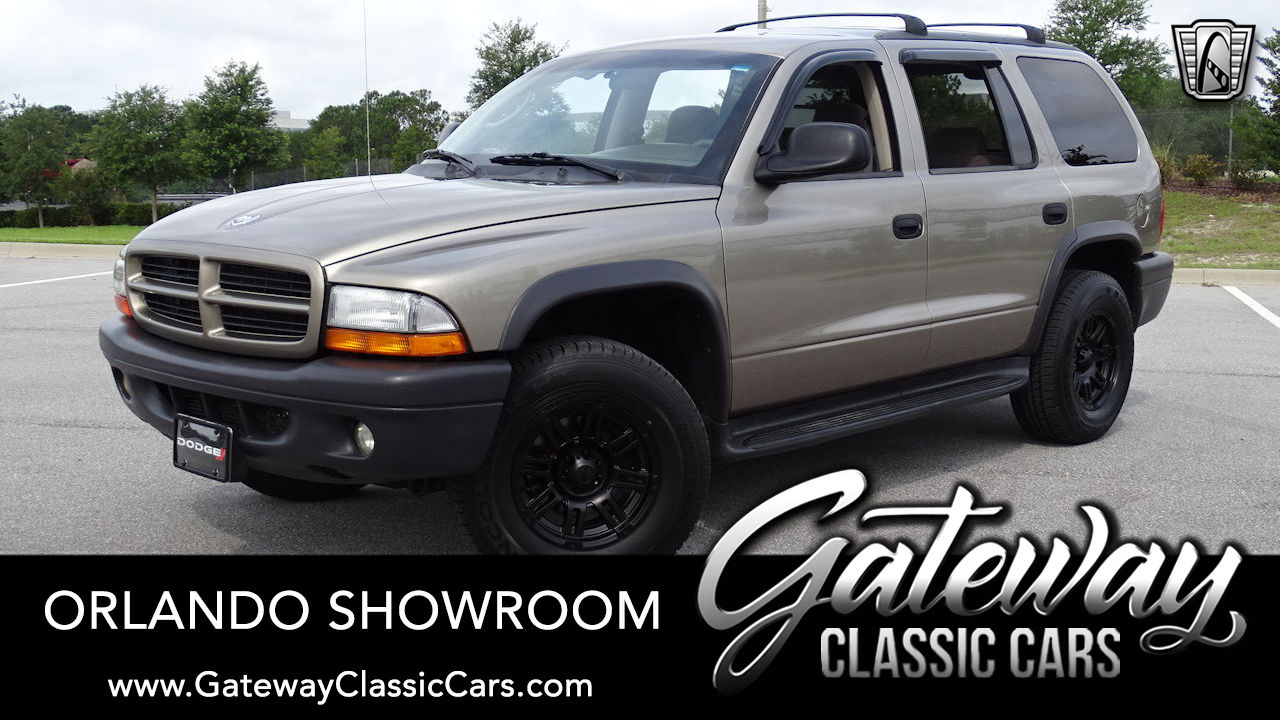 Used 2003 Dodge Durango