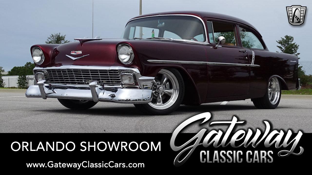Used 1956 Chevrolet 150