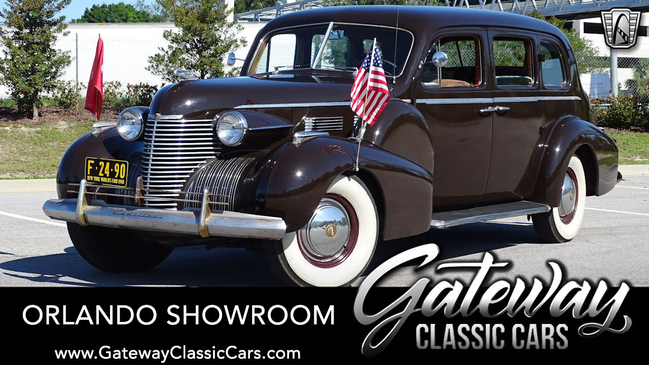 Used 1940 Cadillac Series 75