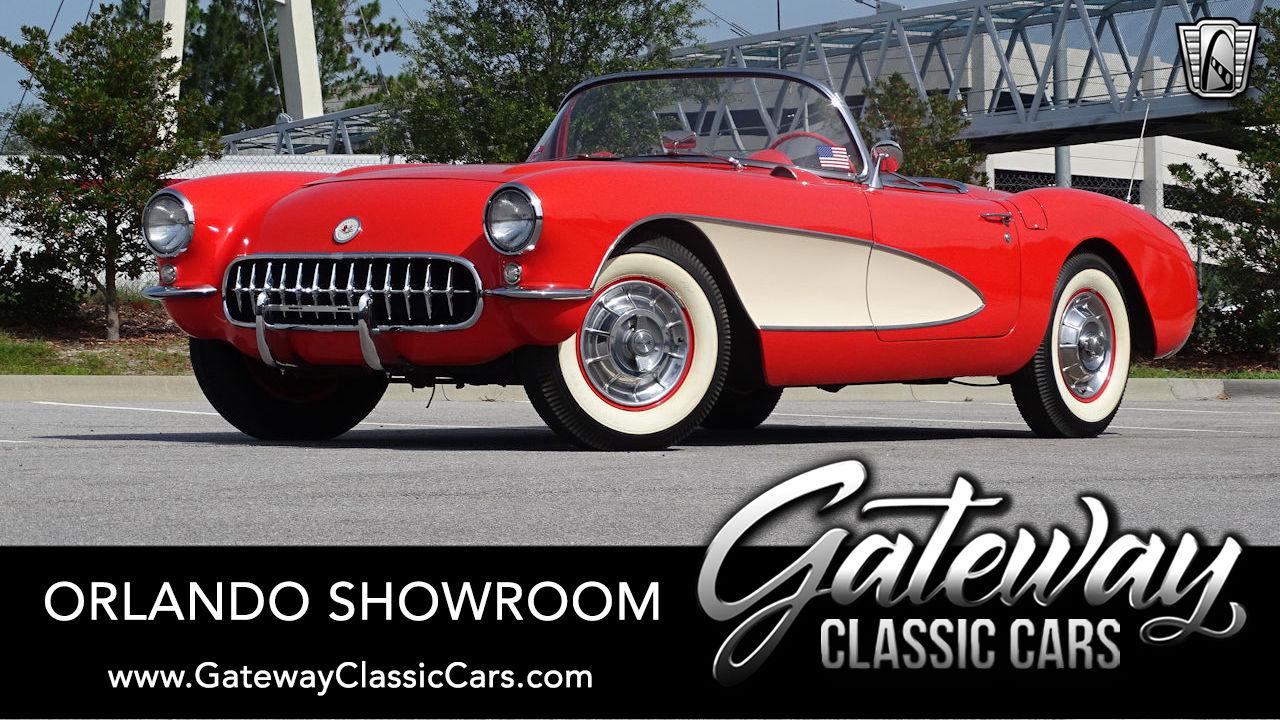 Used 1957 Chevrolet Corvette