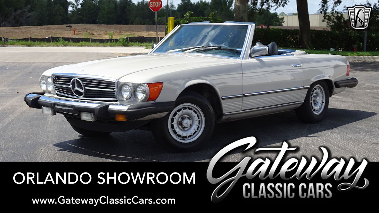 Used 1977 Mercedes-Benz 450SL