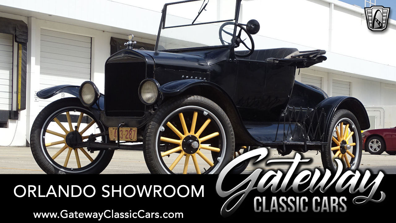 Used 1923 Ford Model T