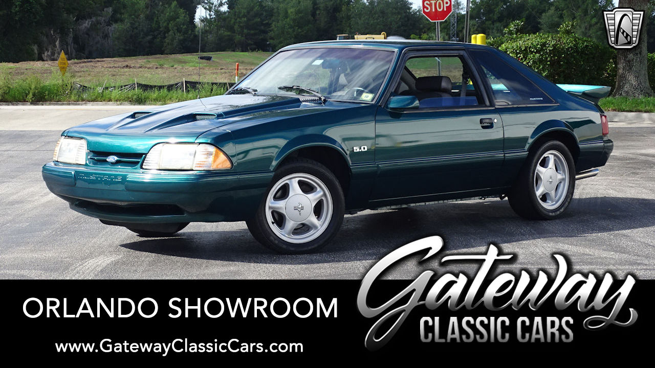 Used 1992 Ford Mustang
