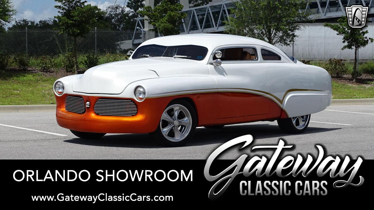 Used 1951 Mercury Coupe