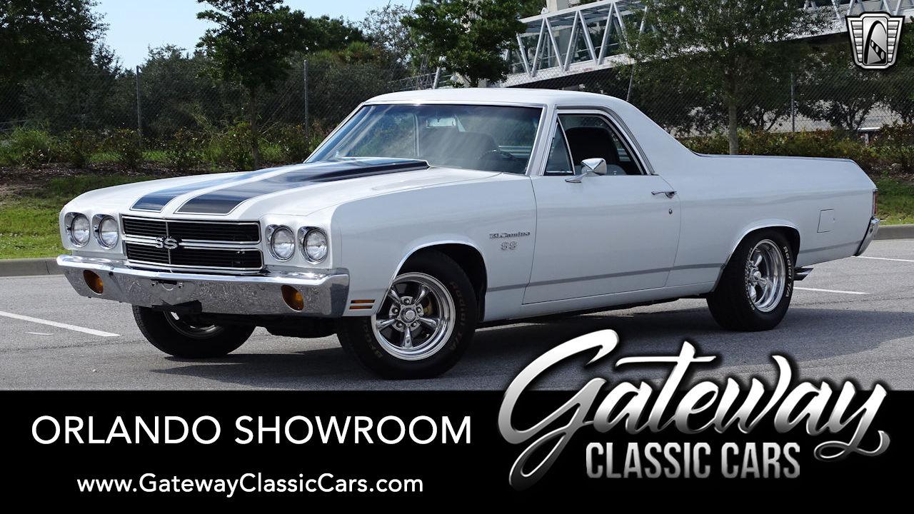 Used 1970 Chevrolet El Camino