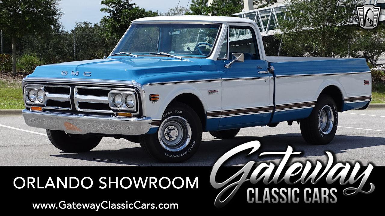1971 GMC Custom