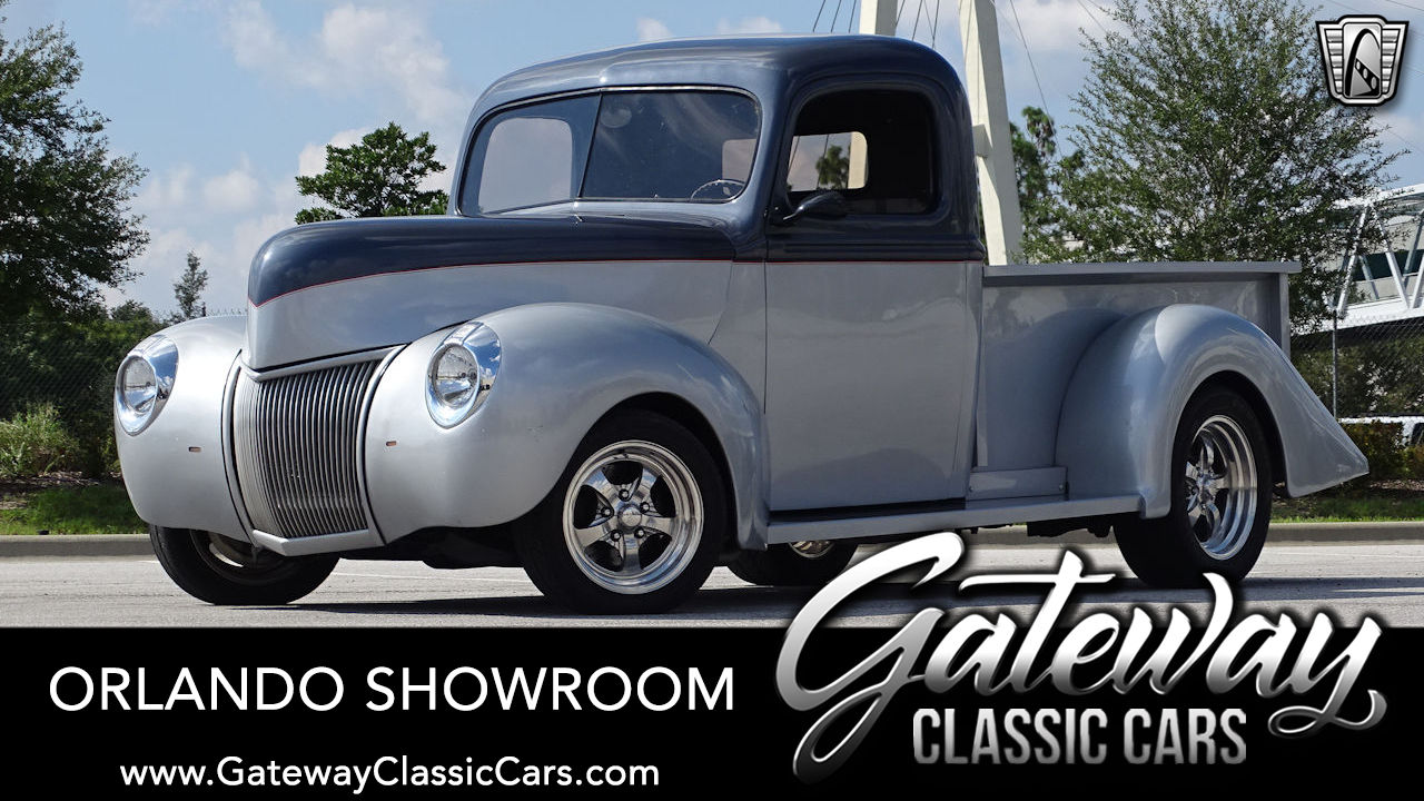 Used 1941 Ford Pickup