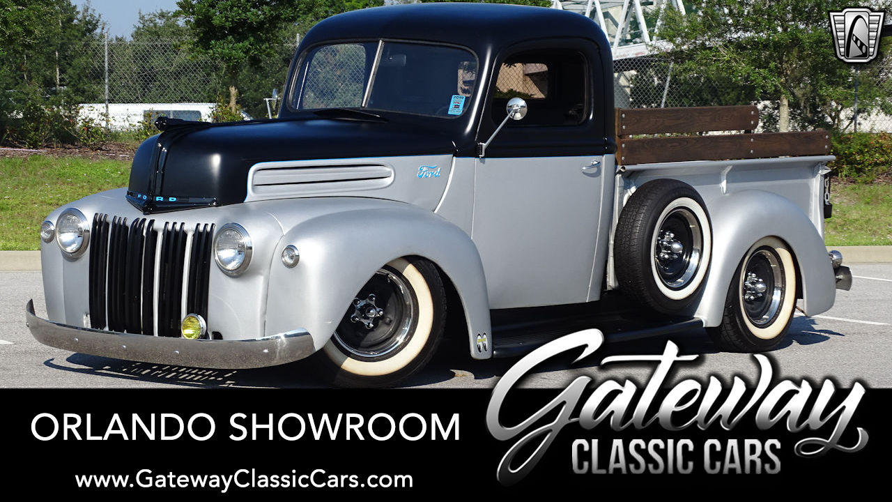 Used 1946 Ford Pickup