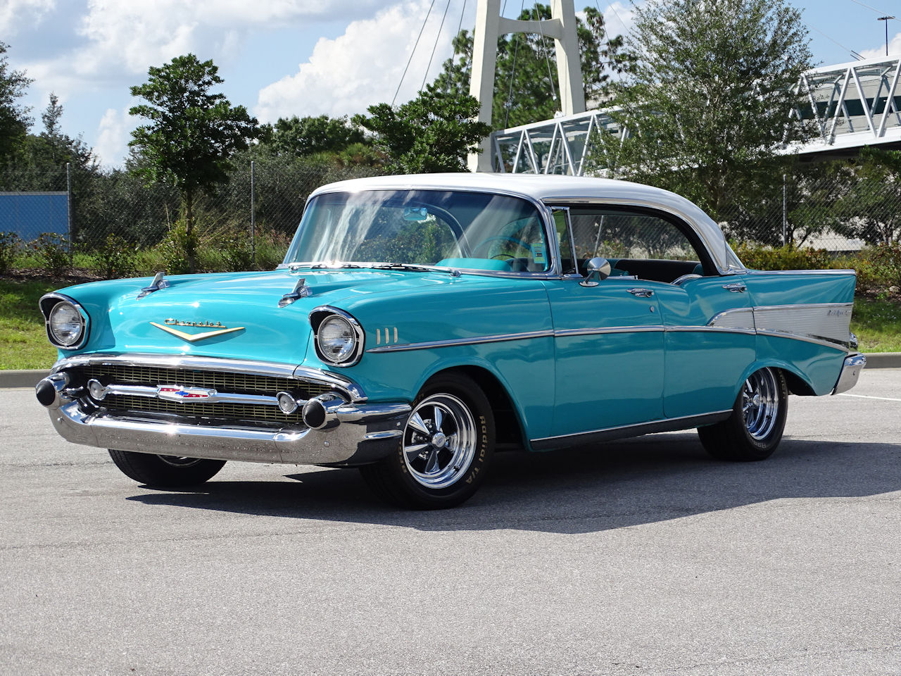 1957 Chevrolet Bel Air 3