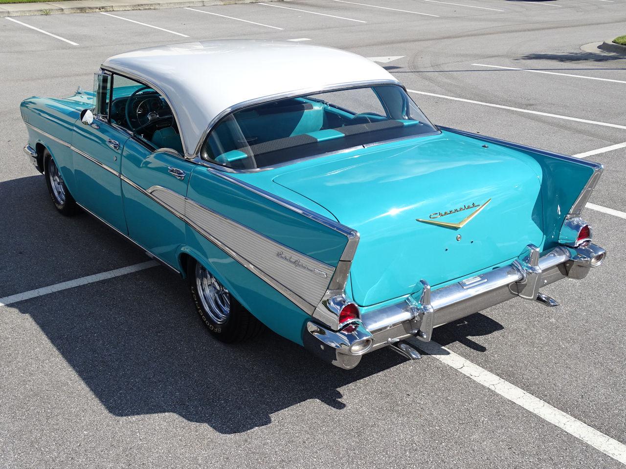 1957 Chevrolet Bel Air 55