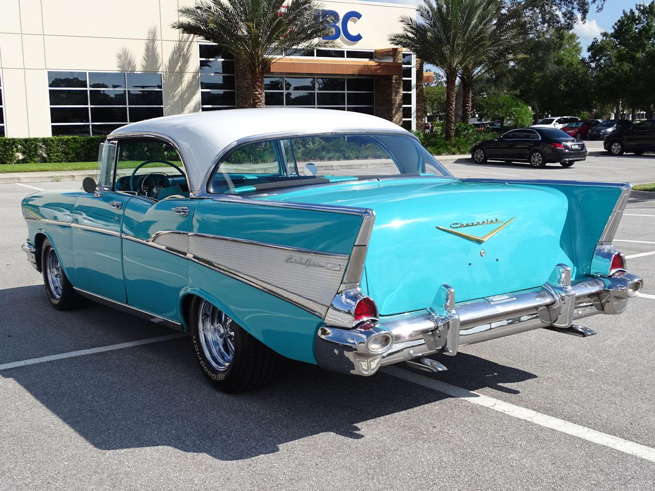 1957 Chevrolet Bel Air 56