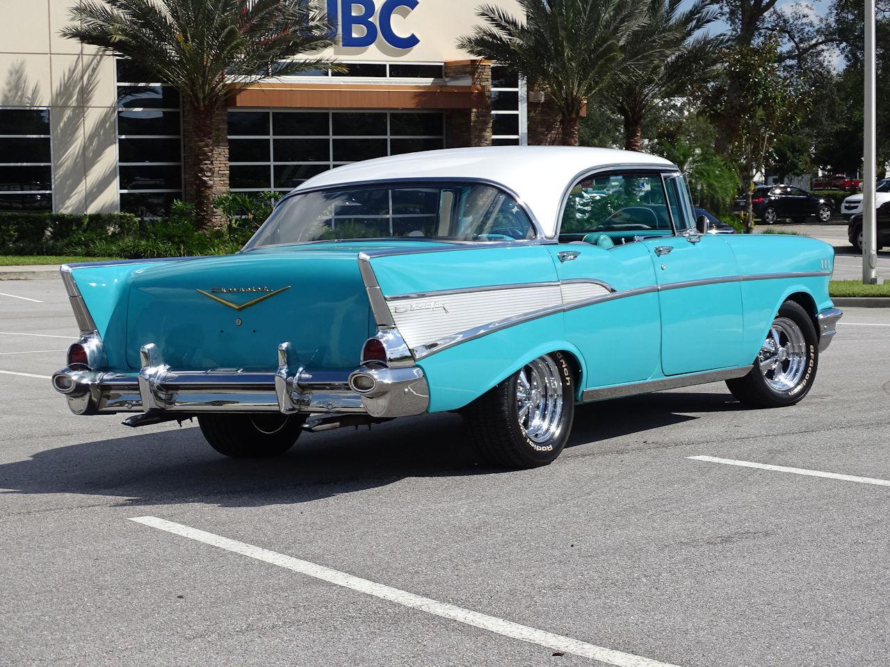 1957 Chevrolet Bel Air 6