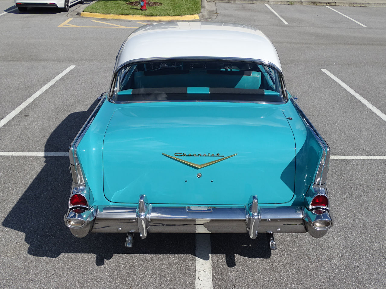 1957 Chevrolet Bel Air 58