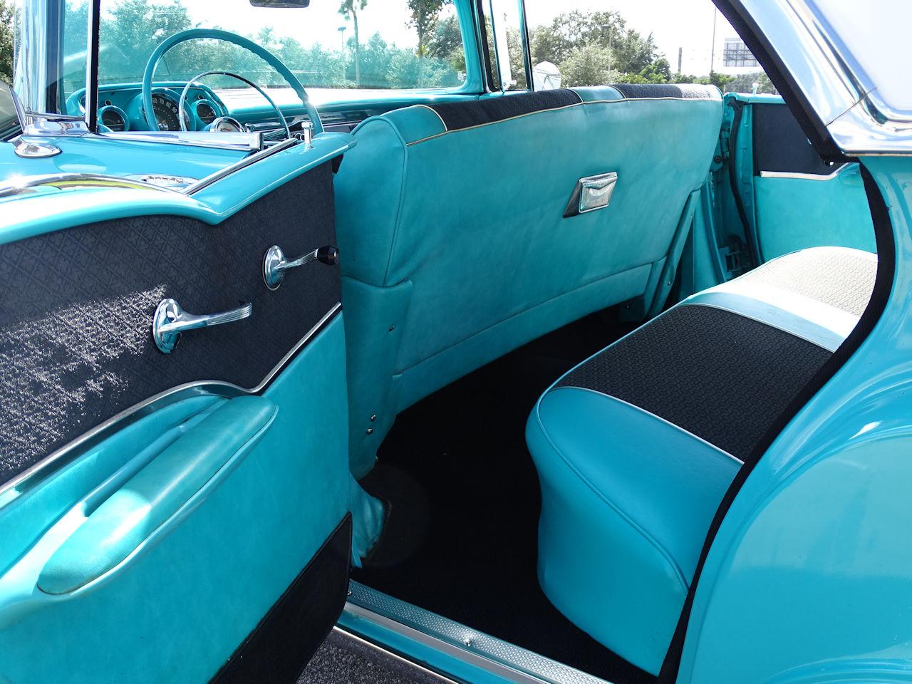 1957 Chevrolet Bel Air 34