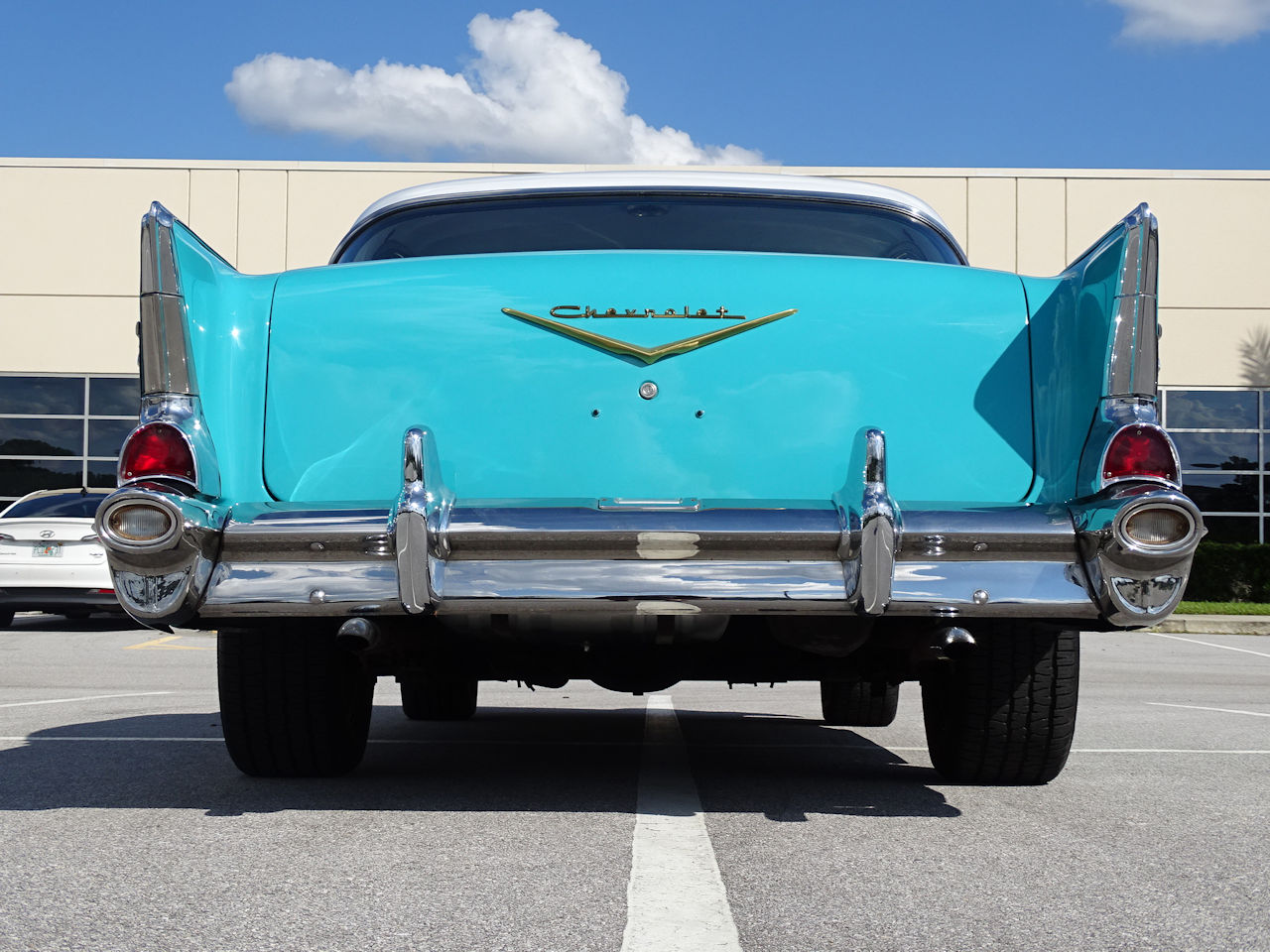 1957 Chevrolet Bel Air 60