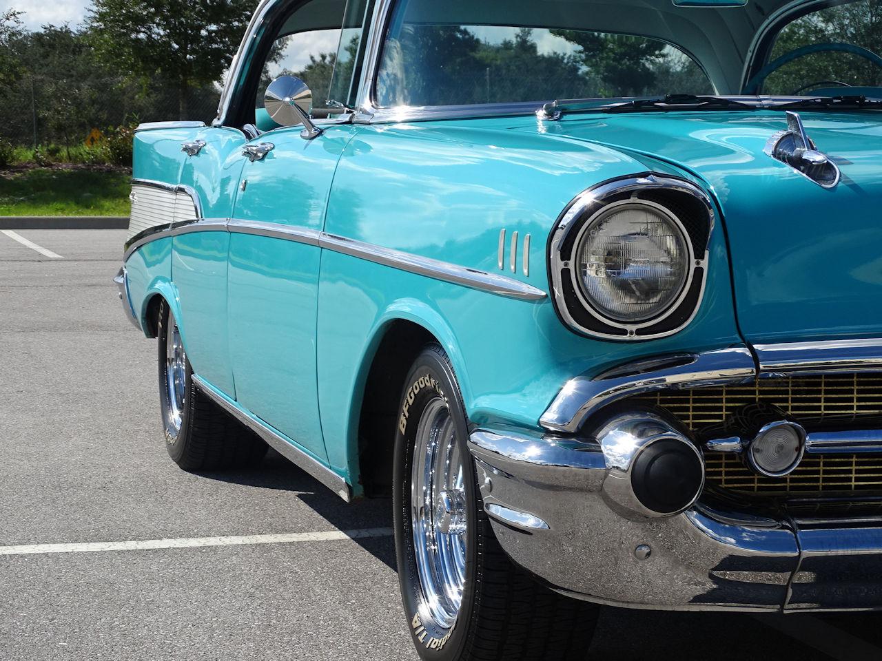1957 Chevrolet Bel Air 86