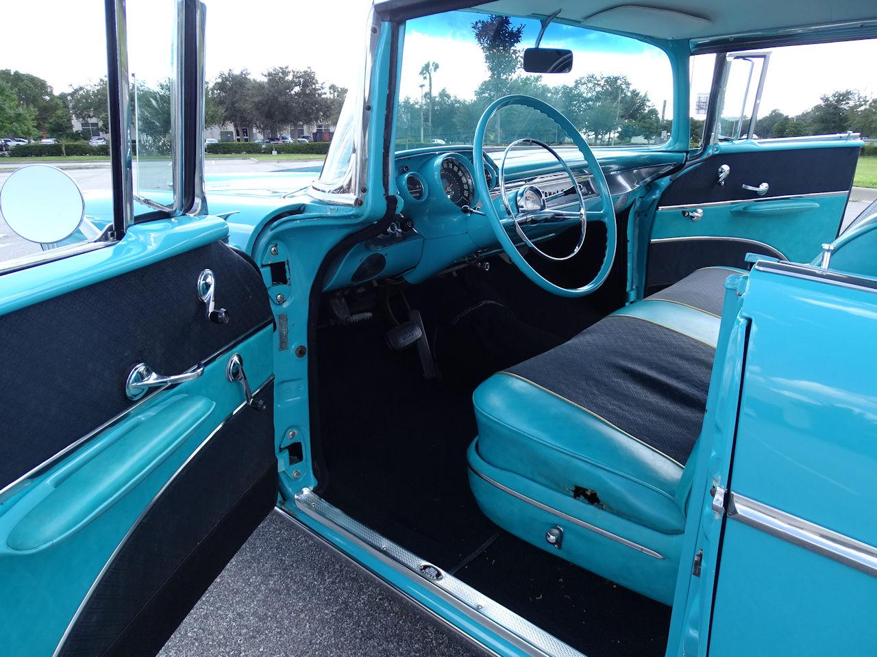 1957 Chevrolet Bel Air 9