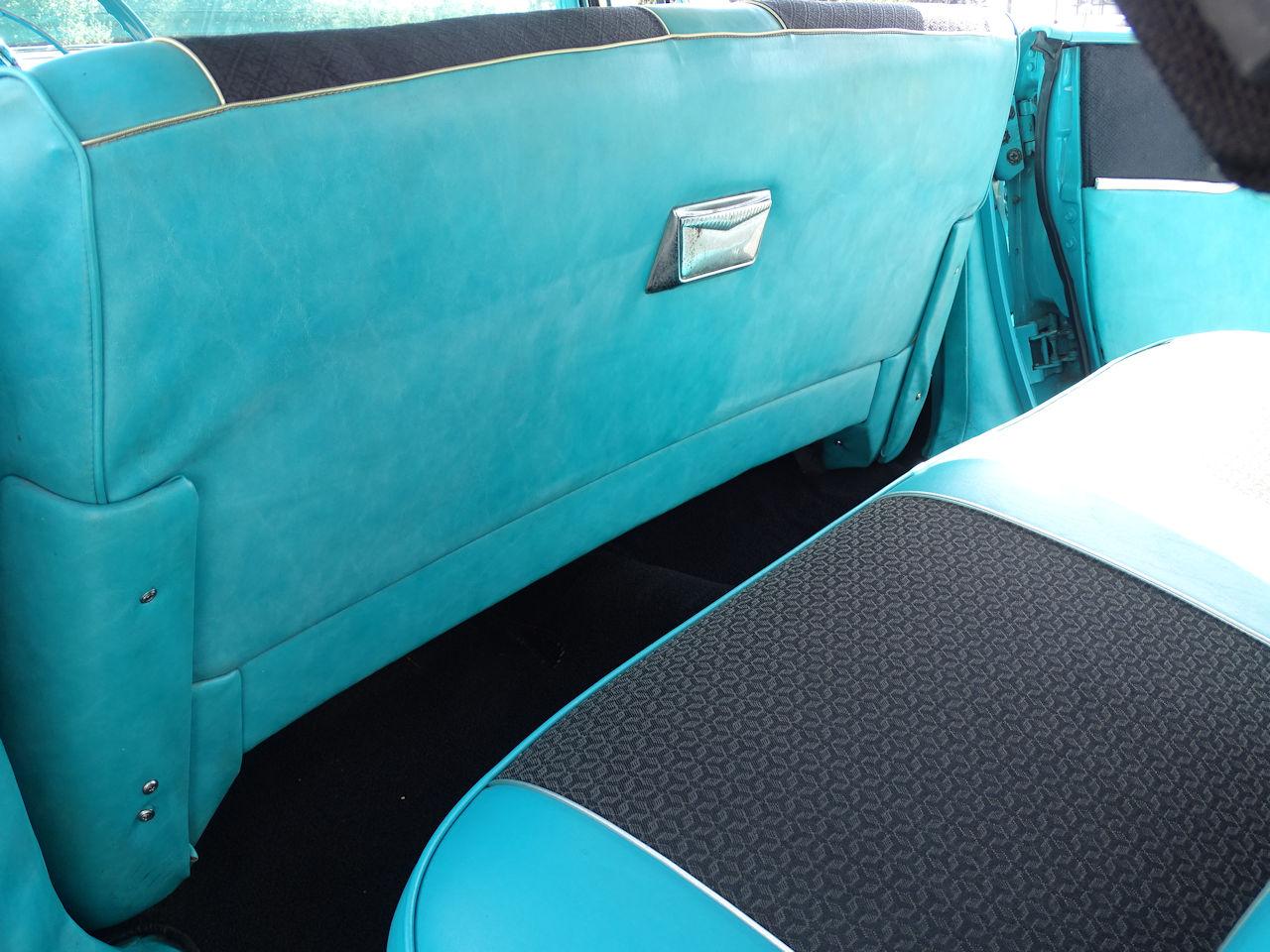 1957 Chevrolet Bel Air 35