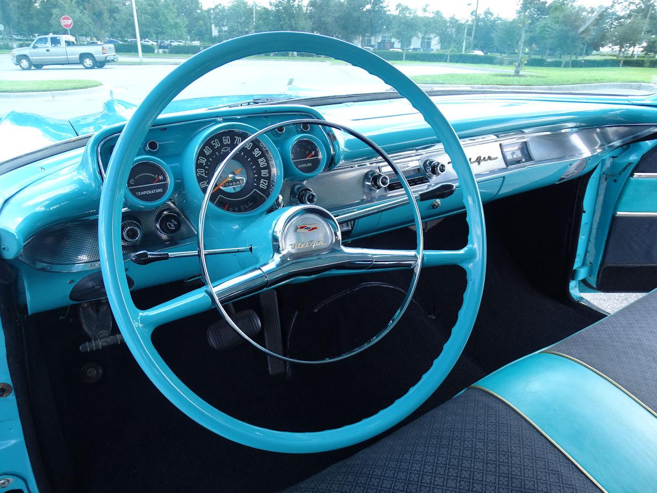 1957 Chevrolet Bel Air 11