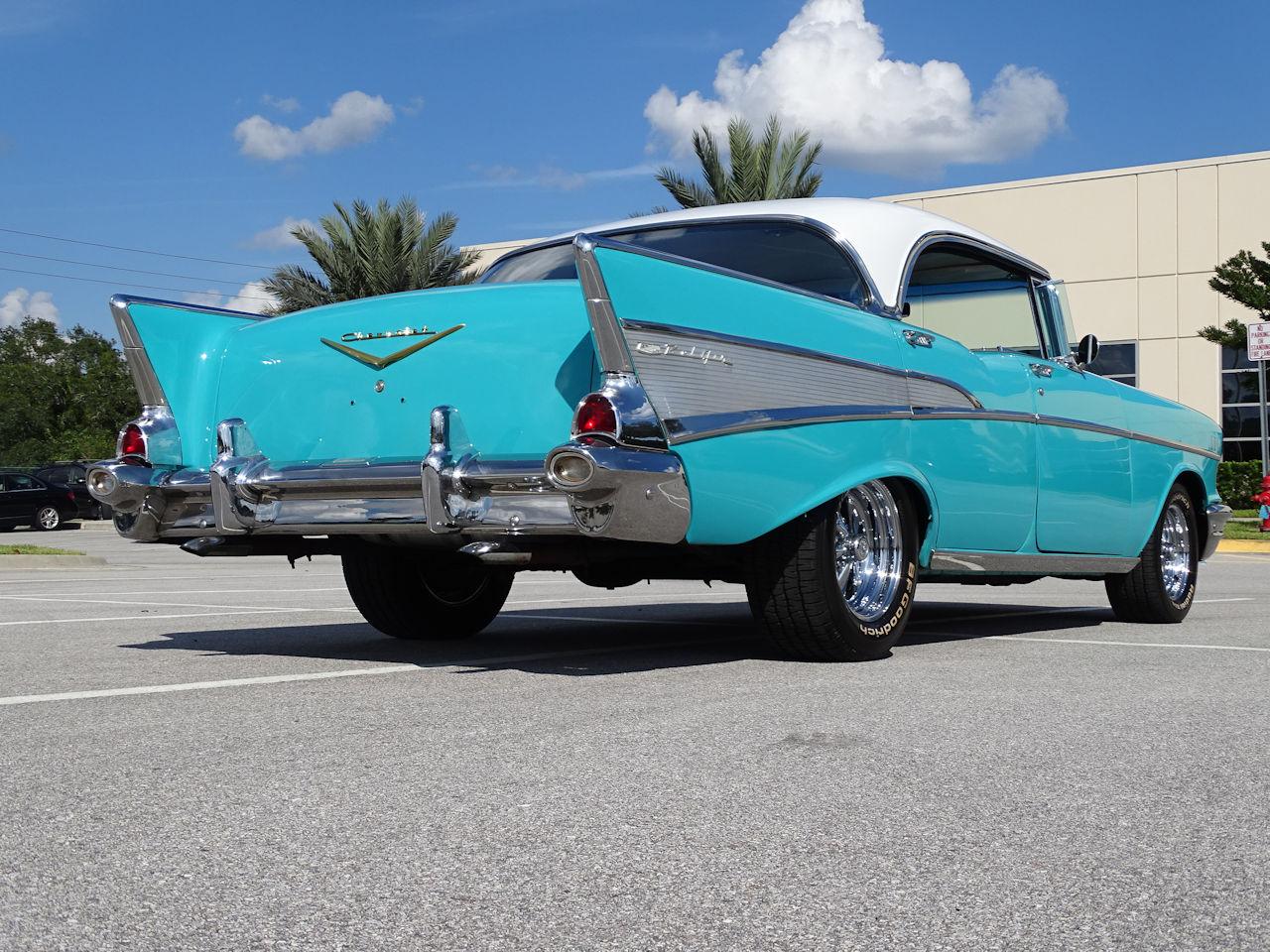 1957 Chevrolet Bel Air 63