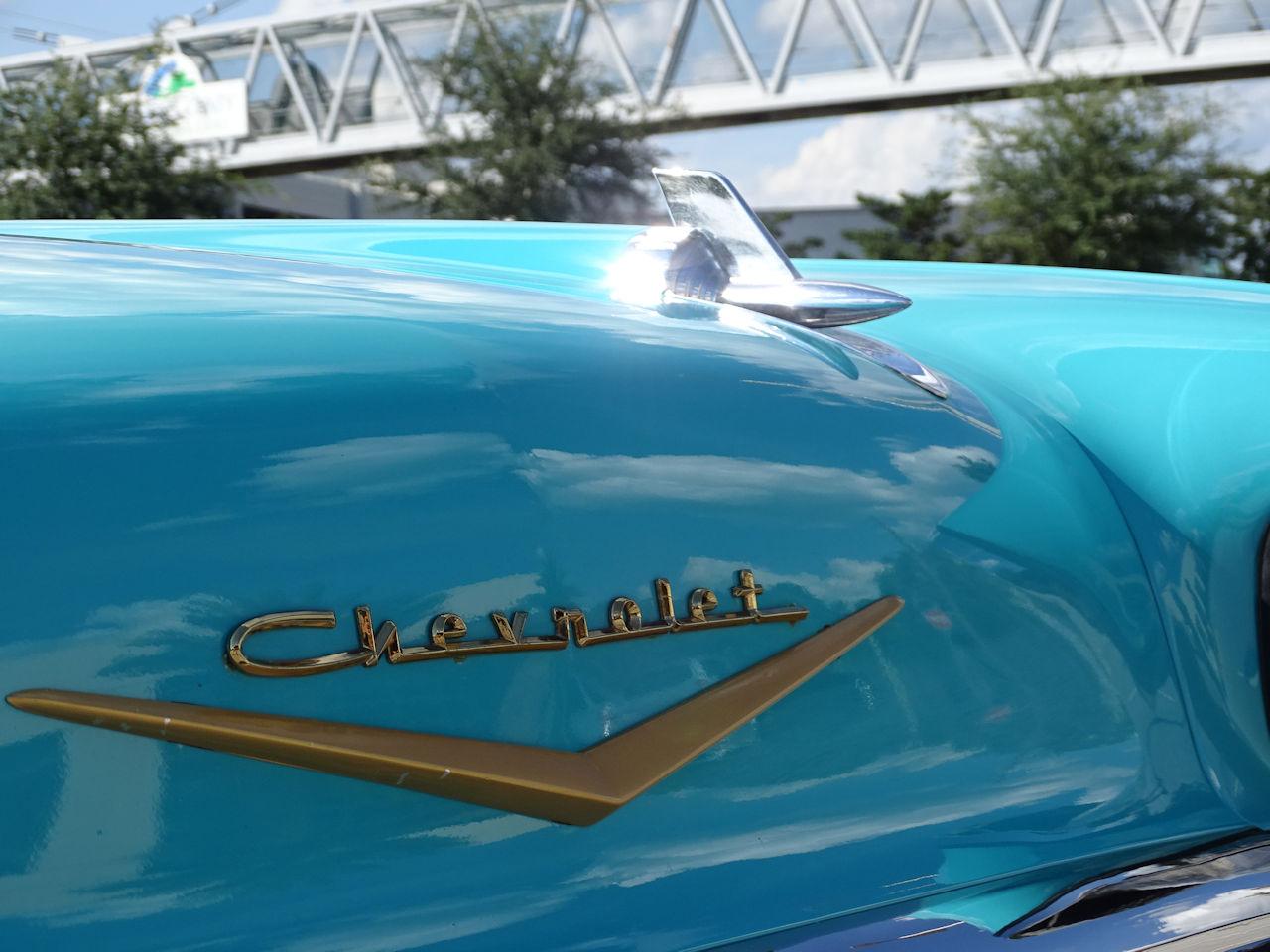 1957 Chevrolet Bel Air 89