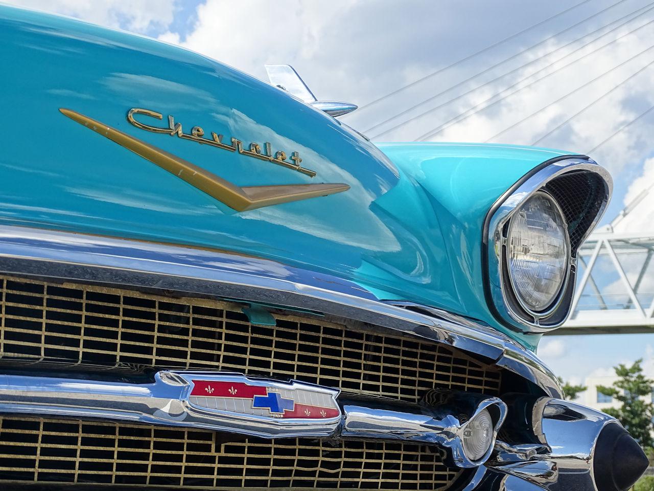 1957 Chevrolet Bel Air 90