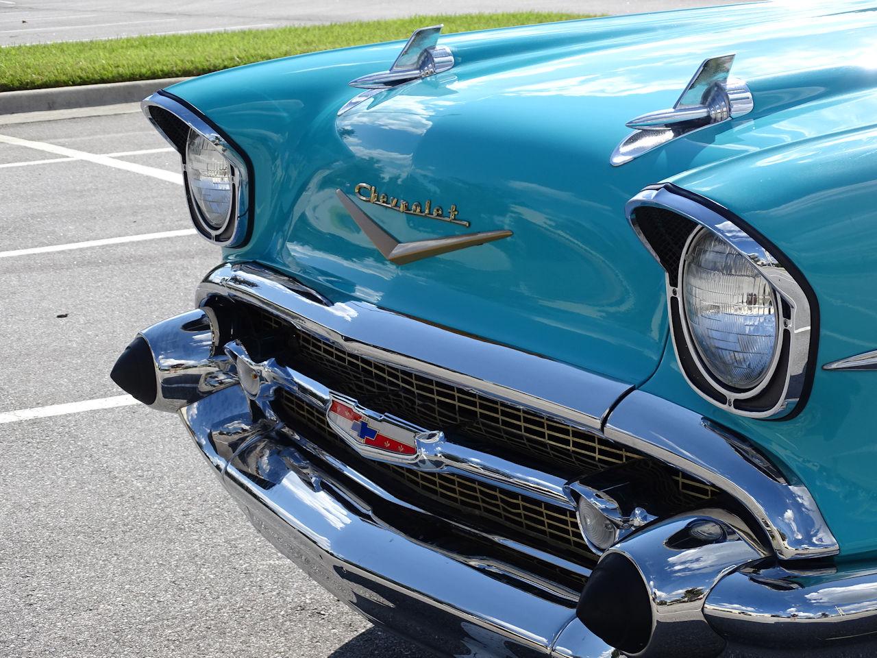 1957 Chevrolet Bel Air 91