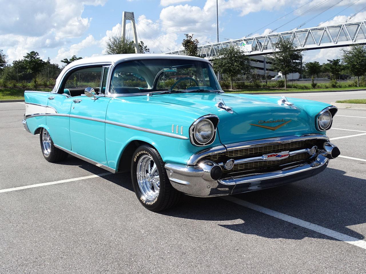 1957 Chevrolet Bel Air 68