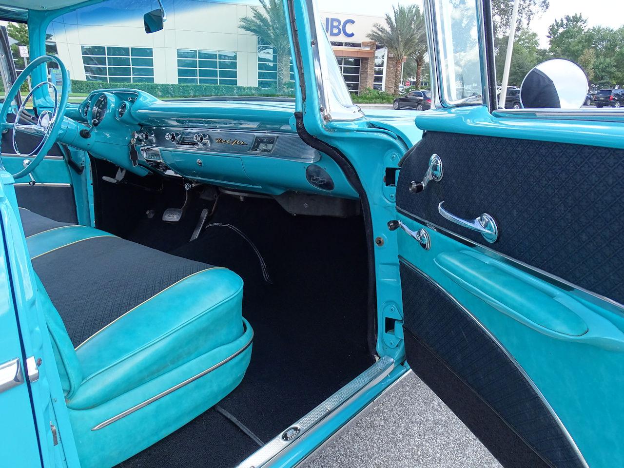 1957 Chevrolet Bel Air 18
