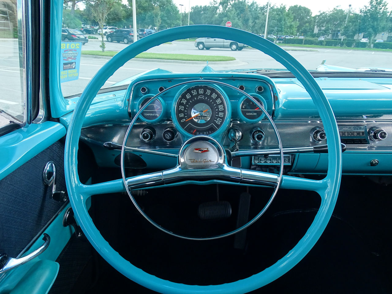 1957 Chevrolet Bel Air 20