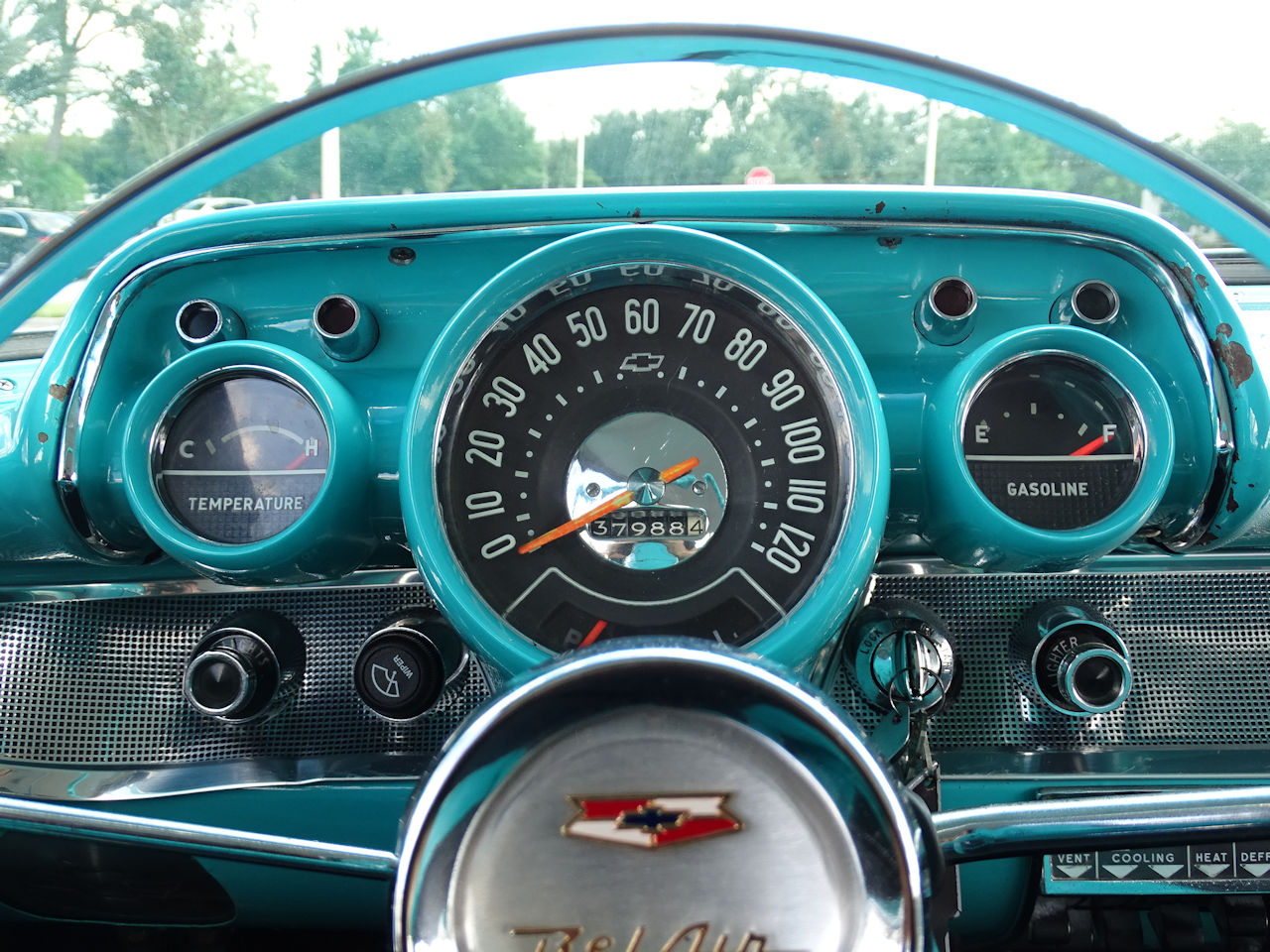 1957 Chevrolet Bel Air 22