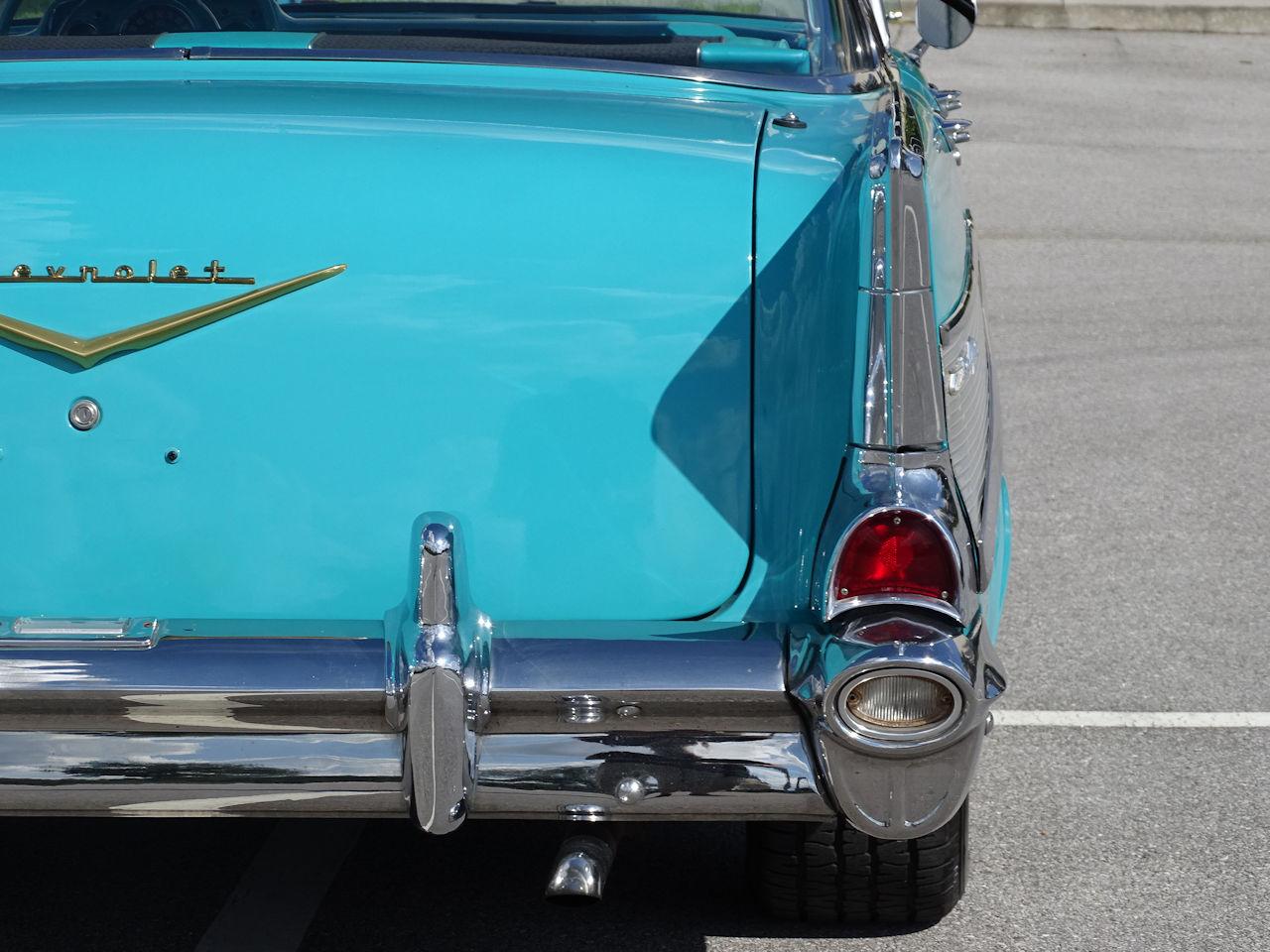 1957 Chevrolet Bel Air 76