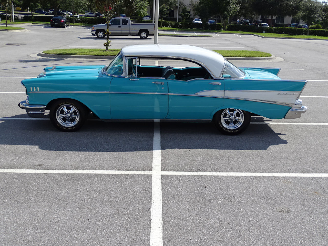1957 Chevrolet Bel Air 52