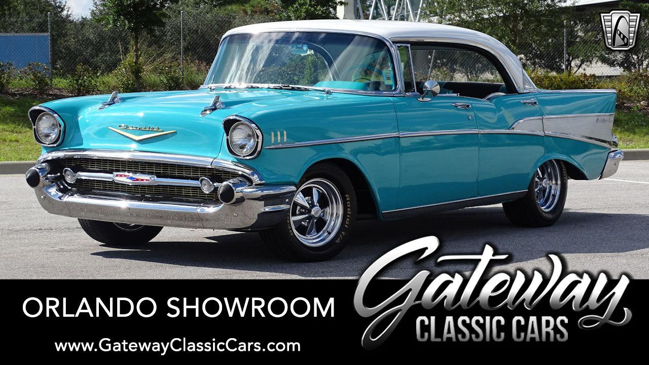 Used 1957 Chevrolet Bel Air