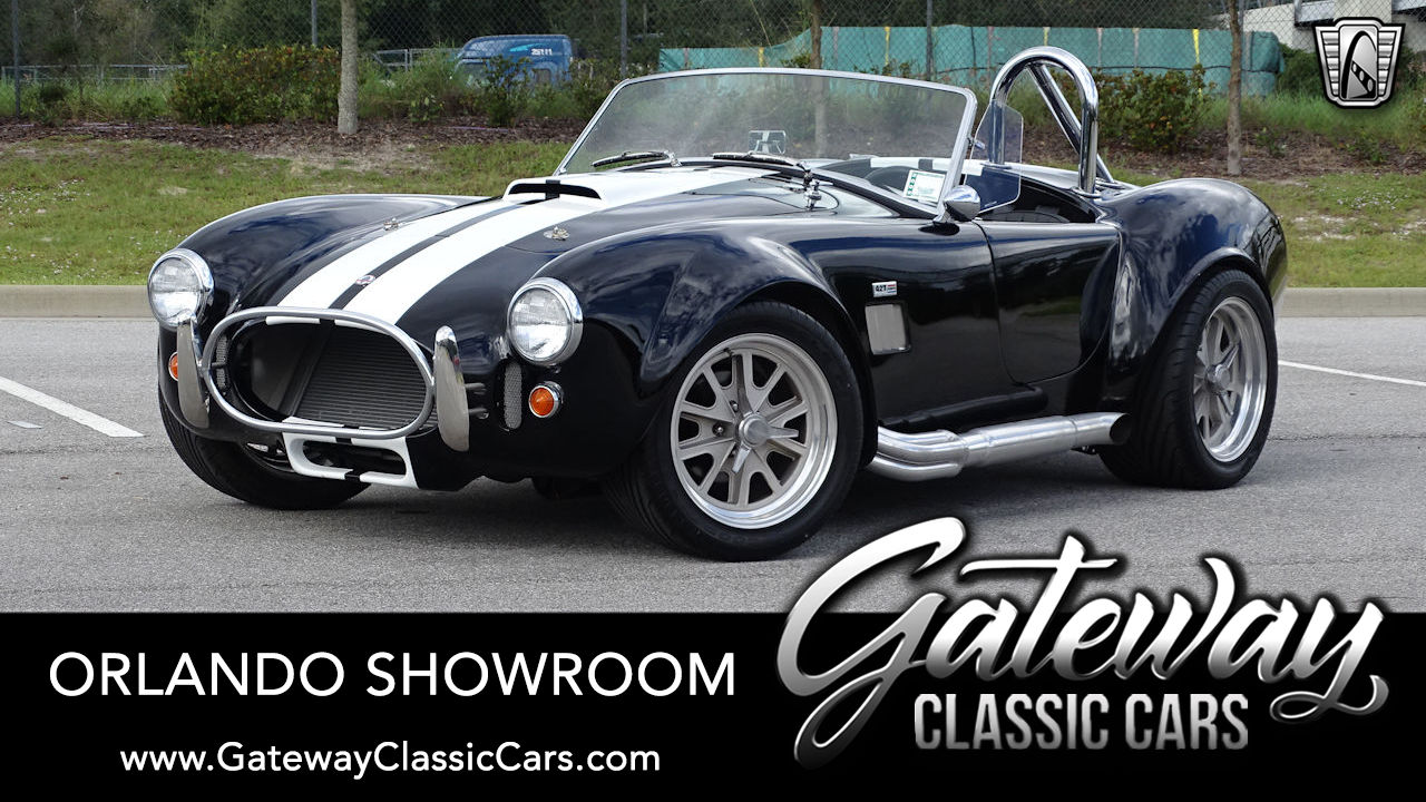 Used 1965 AC Cobra