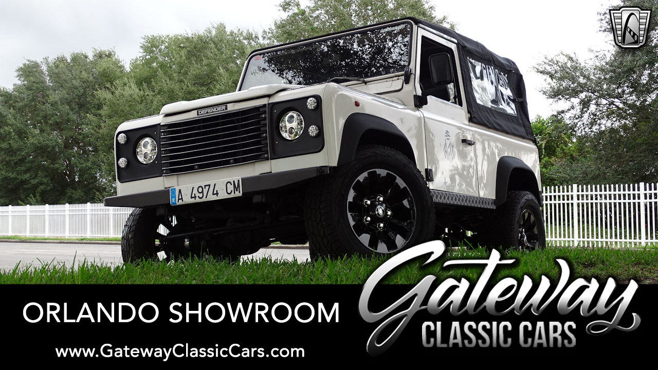 Used 1994 Land Rover Defender