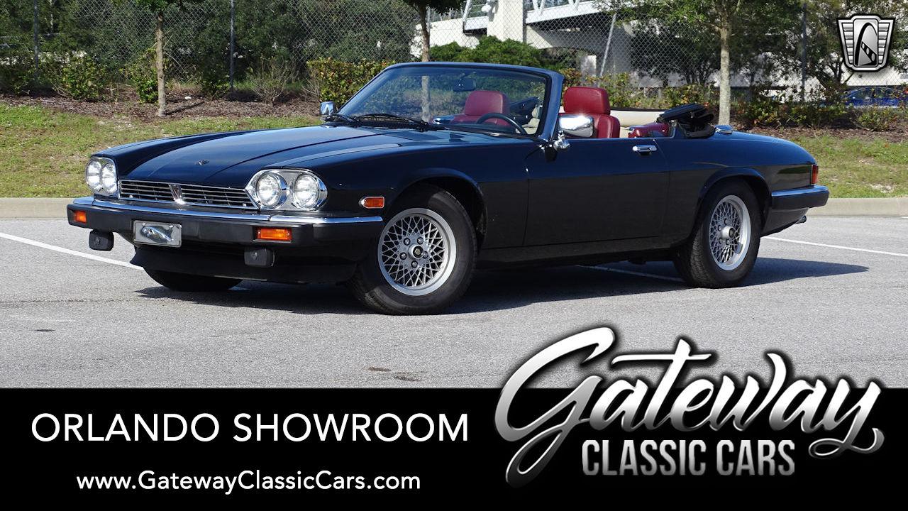 Used 1989 Jaguar XJS