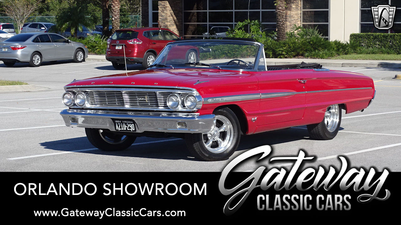 Used 1964 Ford Galaxie